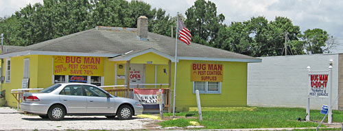 The Bug Man Termite and Pest Control and U-DO-IT Pest Control Supplies
